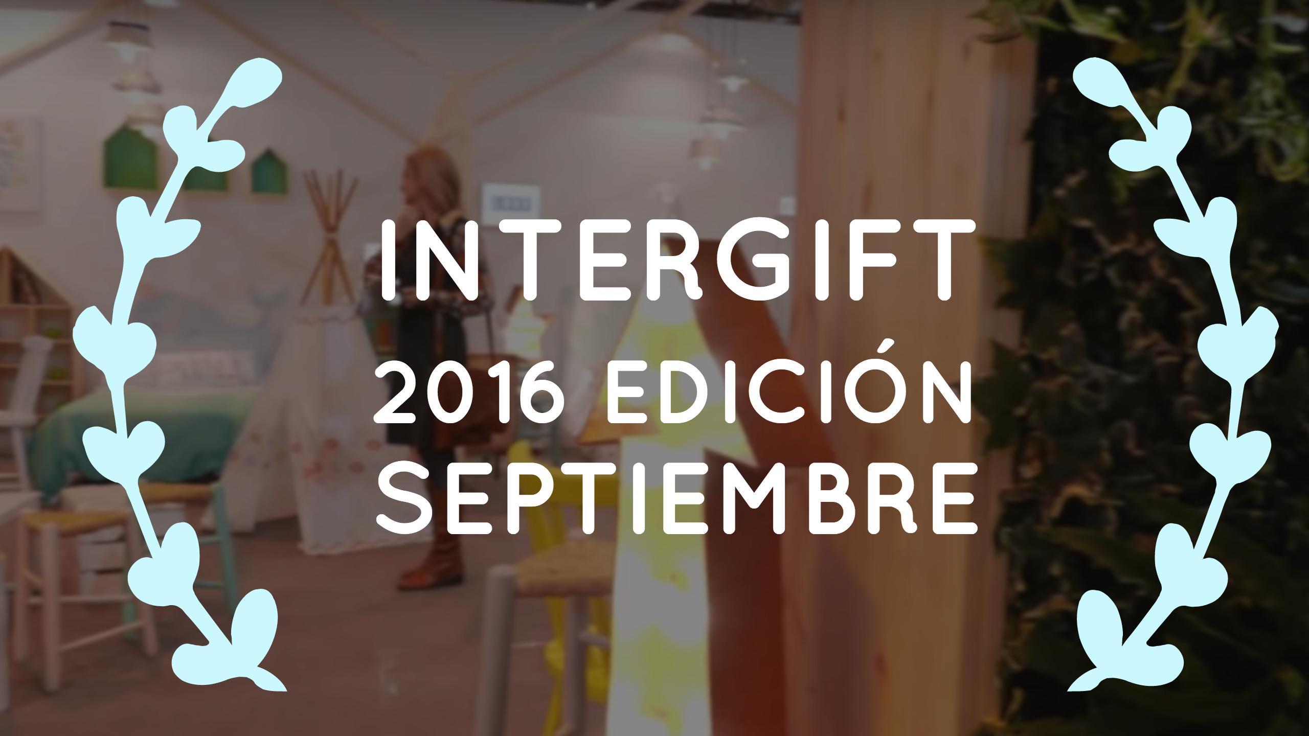 Intergift 2016