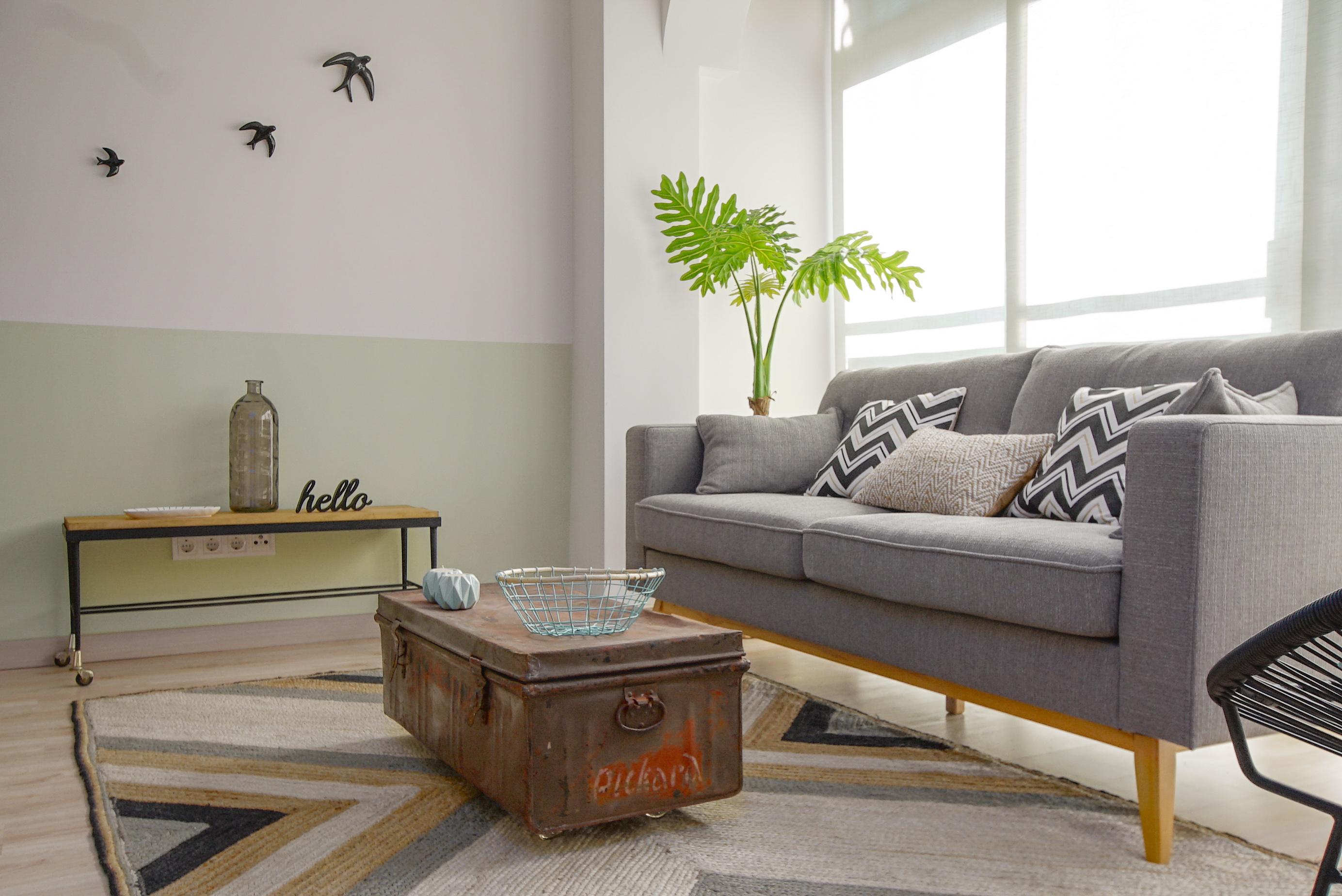 proyecto de interiorismo para vender vivienda
